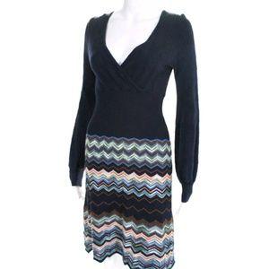 MISSONI Knit Sweater Dress